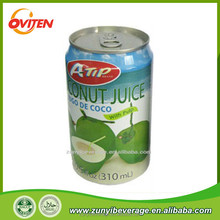 Wholesale China 100% natural coconut water