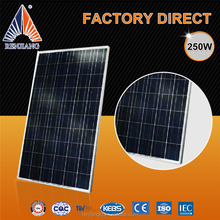 Unique products to buy Polycrystalline solar panel 250w price made in china