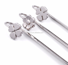 3 Styles Delicate Clover Metal Bookmark Escolar Paper Book Marks Books Holder School Supplies