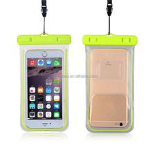 For iphone 8 Case PVC Smartphone Waterproof Case Swimming Mobile Phone Waterproof Bag for Asus Zenfone 3 for Samsung Galaxy J7