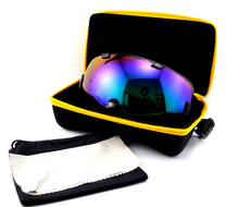 Dust-proof Windproof Snow Snowboard Ski Goggles Protective Safety Skiing Eyewear Glasses Outdoor Sports
