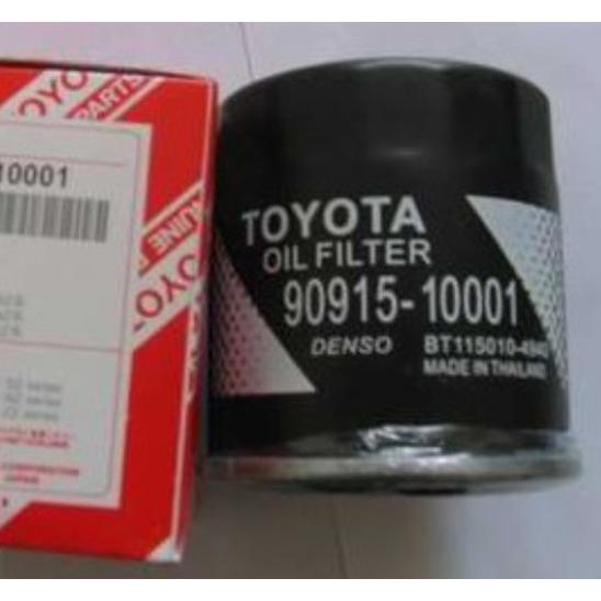 Auto Engine Parts for Toyota Camry/Corolla/RAV4/Yaris/Starlet oil filter OEM 90915-10001
