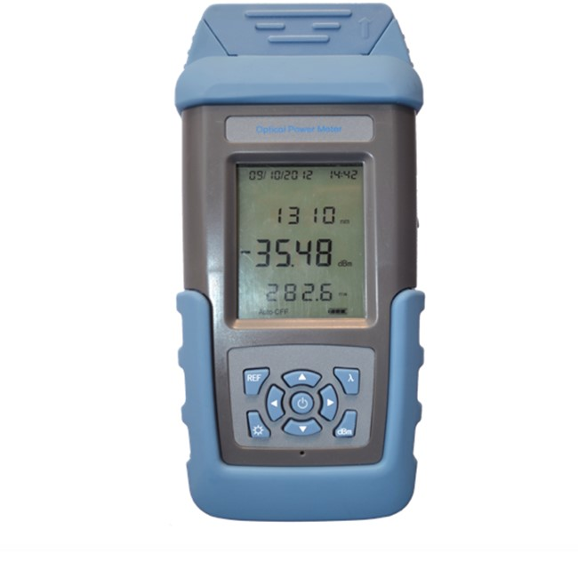 ST800K-UB/<strong>D</strong> Advanced Optical Power meter ,800~1700nm With Carrying Bag -70~+10dBm,USB port, data storage