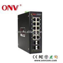 8 Port 100Mbps IEEE802.3at POE Switch/<strong>Injector</strong> Power over Ethernet for IP Camera wholesales cctv system industrial managed