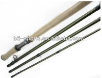 Double hand high quality switch rod duplicated from sage fly rod