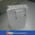 China manufacturer Custom design promotional recyclable luxury retail kraft paper bag
