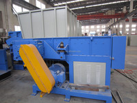 used single shaft plastic shredder prices