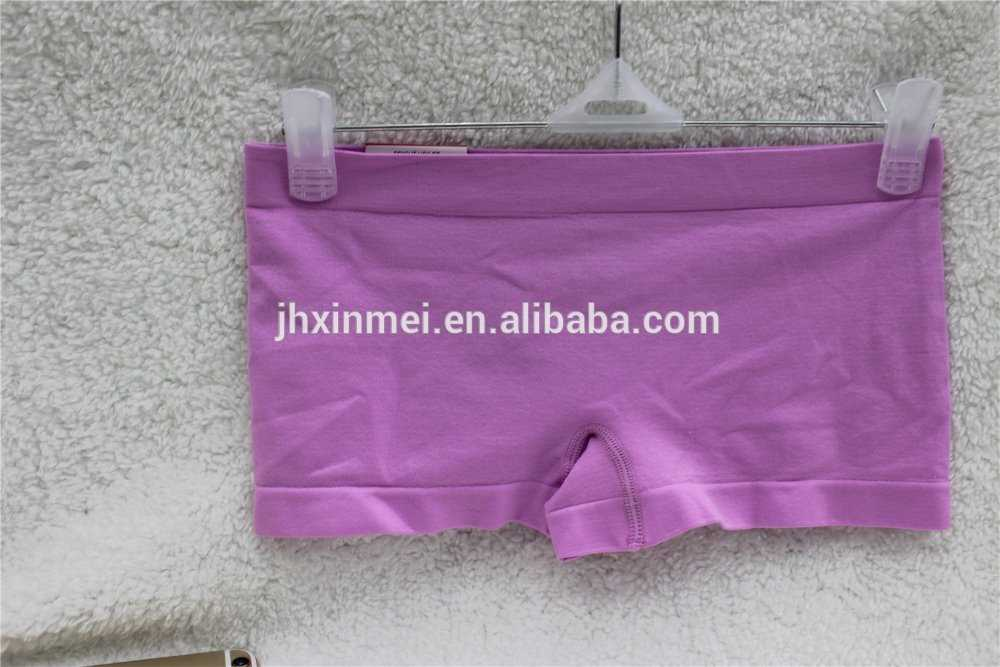 jhxinmei fashion lady boyshorts sport seamless underwear little girls in panties