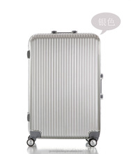 Factory direct new ABS + PC zipper box, 20 inch 24 inch multicolor trolley case gift box luggage bag