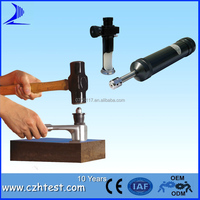 Indent Business Portable Hammer Hardness Tester