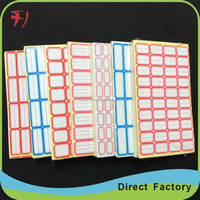 best sale Custom High quality factory-directed scratch off label Sticker printing manufacturer