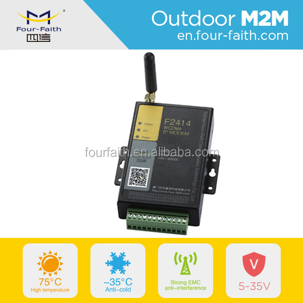 F2414 gsm modem wireless 3G industrial modem dongle Brand new original unlock industrial
