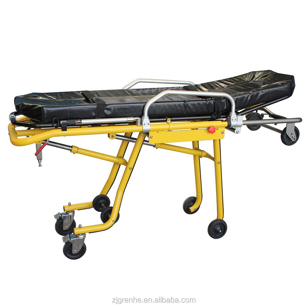 ST68062 Electrical Ambulance stretcher for ambulance car