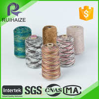 Factory Price Acrylic/Nylon Fishnet Knitting Yarn with Quality Assurance