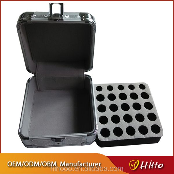 2016 Professional Aluminum Portable Essential Oil Packaging Storage Box