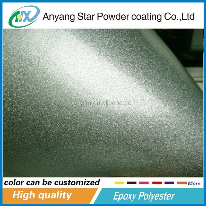 Anyang Star Factory Supply metallic powder coating paints Silane pretreatment small workpiece powder coating line