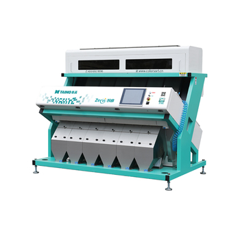 lotus seeds color sorter machine