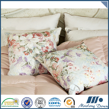 Soft Polyester Cotton Filled Latest Design Cushion Cover For Sofas