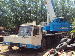 75 ton used tadano truck mobile crane/used tadano lifting cranes for sale