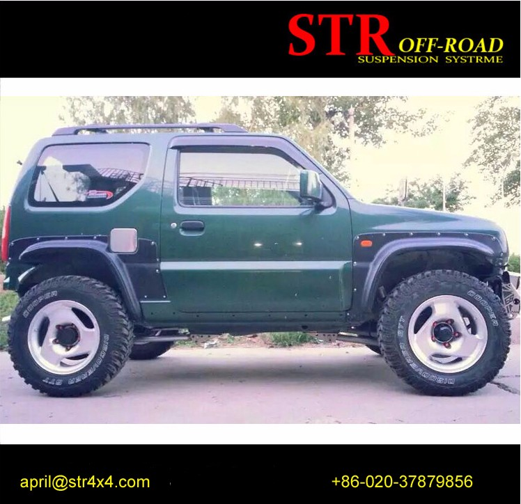 Wholesale Suzuki Jimny Fender Flares Abs Plastic Wheel