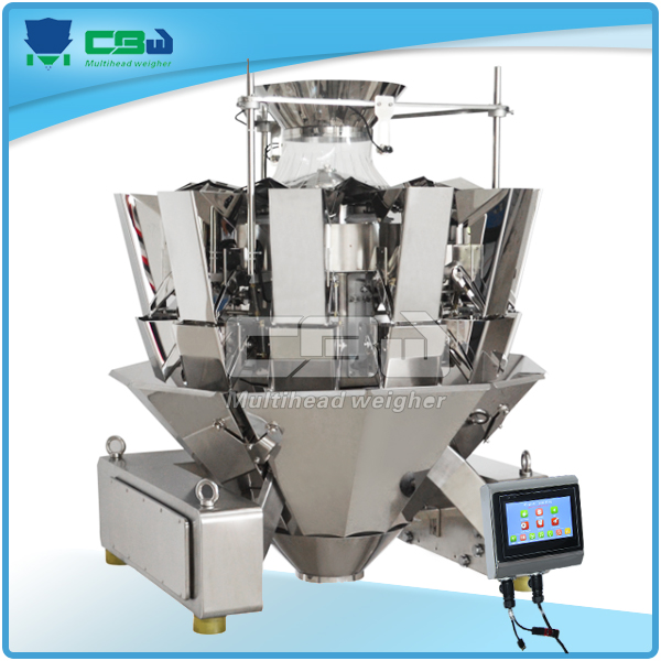 Used friendly combination weigher for wholesale export to Africa ,India ,Ukraine