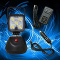 Wholesale Rechargeable Led work light Portable IP65 flood light for Traveling Camping Fishing Work Emergency 15W