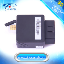 3G network cars global dot to dot GPS tracker