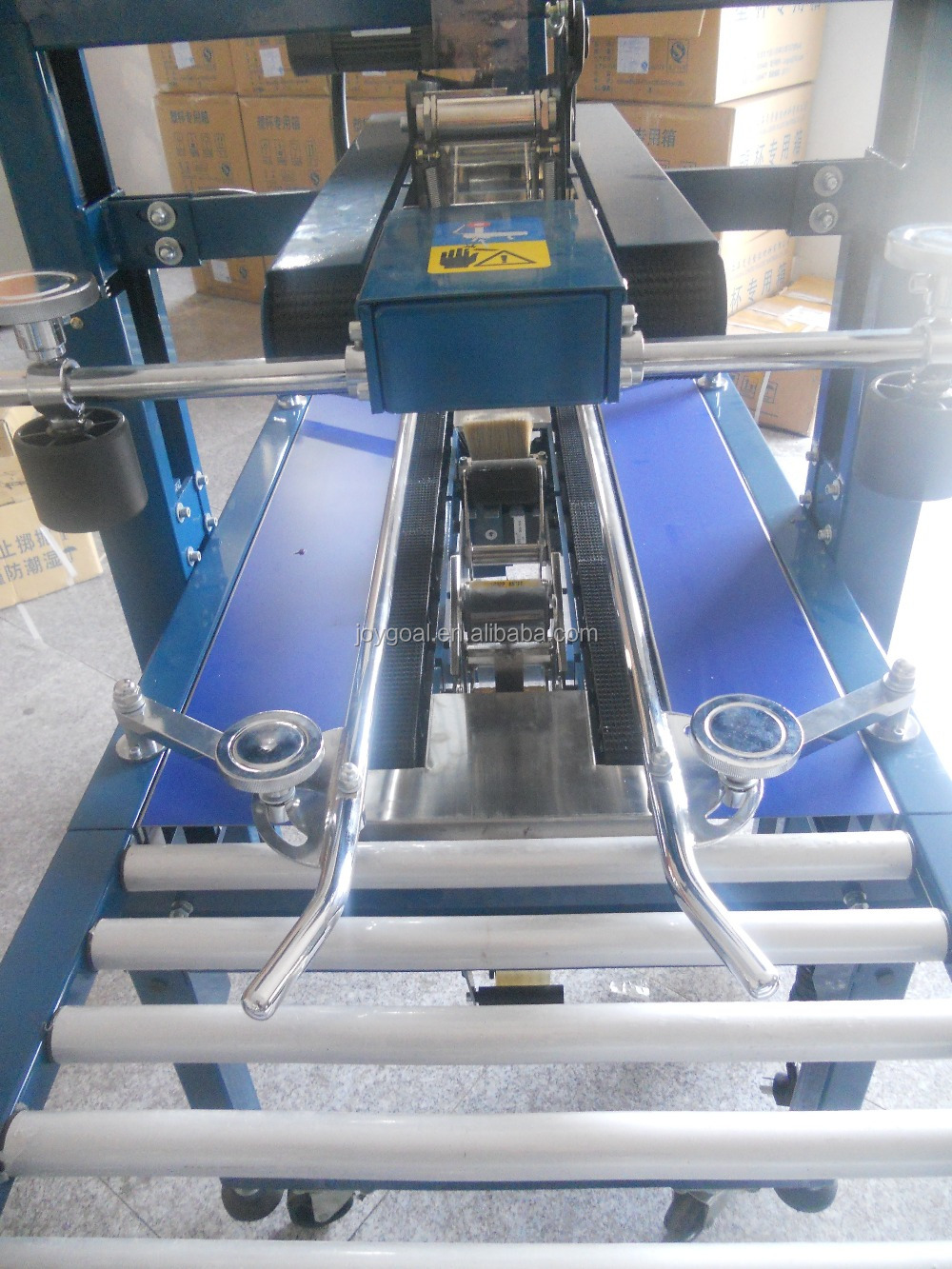 automatic box sealing machine