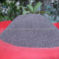 Hot Sale Natural Brown Corundum Emery Sand Price For Refractory