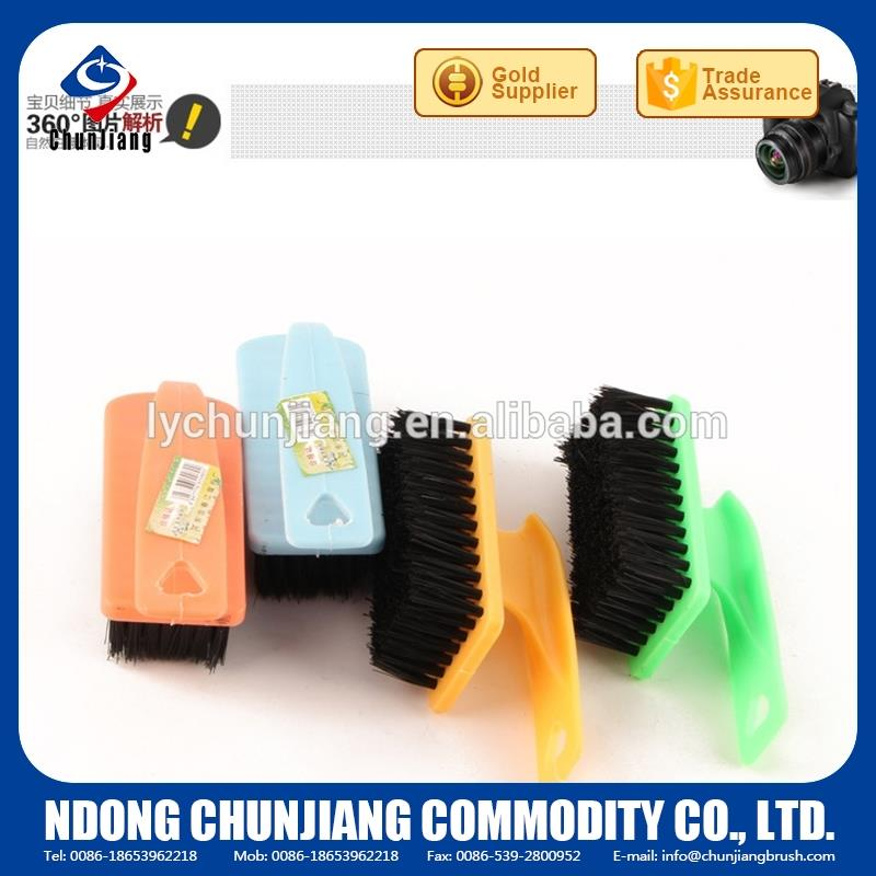 smaller plastic cleaning shoes brush