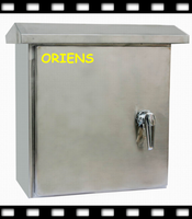Custom different sizes metal file storage box