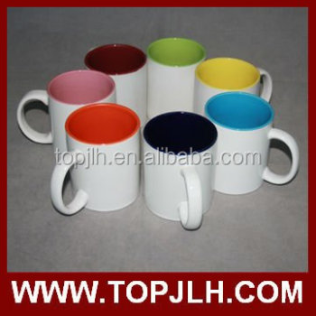 11oz Sublimation Inner Color Coated Mug/printing machine