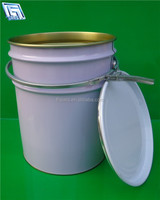 Good storage 20L Reliably Sealing tin barrel
