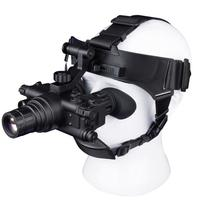 Original Gen2+ handheld and helmet mounted infrared image night vision goggles with HD video output telescope