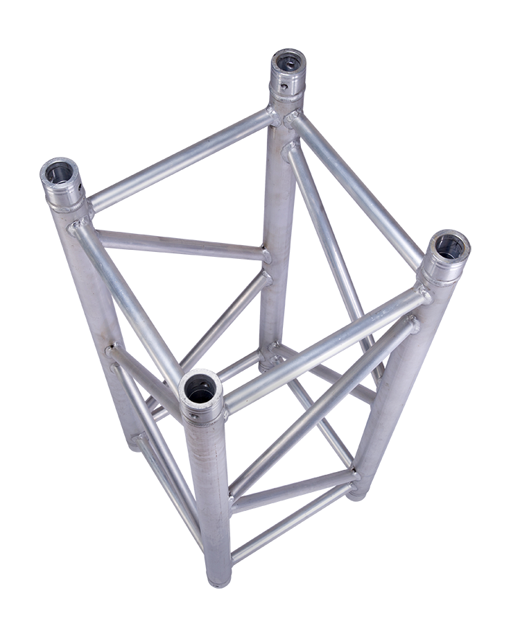 High quality aluminum moving light global truss system for Buy truss