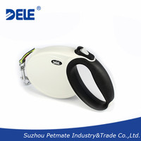 Innovative Retractable Dog leash with 5 tape for dog up 30kg China Supplier