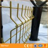 Galvanic Pvc Coated Ornamental Triangle Curvy Welded Fence