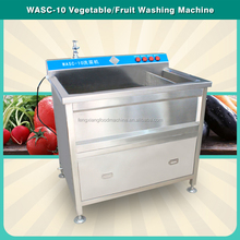 WASC-10 Industrial Commercial Leaf Vegetable and Fruit Washer Washing Machine