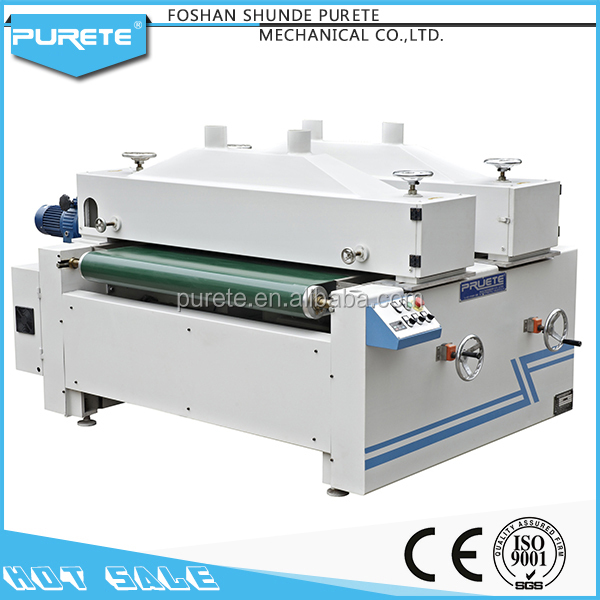 Hot sale practical precise Double Brush Machine brush making machine