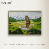 landscape paintngs animal eagle oil painting