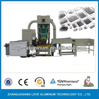Automatic Aluminum Foil Containers Making Machines-Production Line(CE,ISO)