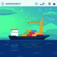 Competitive Sea Freight from China to Kingston Jamaica W I by LCL via MIA