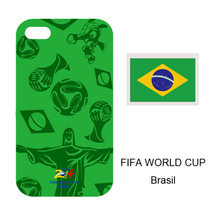 Exclusive Customization 2018 World Cup Souvenir Phone Back Cover Case Silicone Mobile Phone Shell