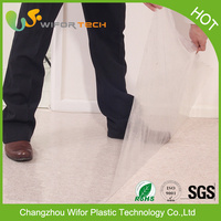 Manufacturer Temporary Self Adhesive PE Carpet Floor Protection Film