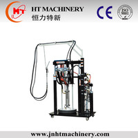Insulating Glass Two Component Silicone Extruder Machine, Silicone Sealant Extruder Machine