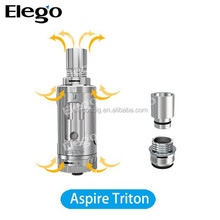 Aspire Newest 510 Atomizer Ecig Aspire Sub Ohm Tank Aspire 3.5ML Aspire Triton, Triton