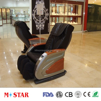 Best Selling Medical Paper Currency Operated Massage Chair for Vending