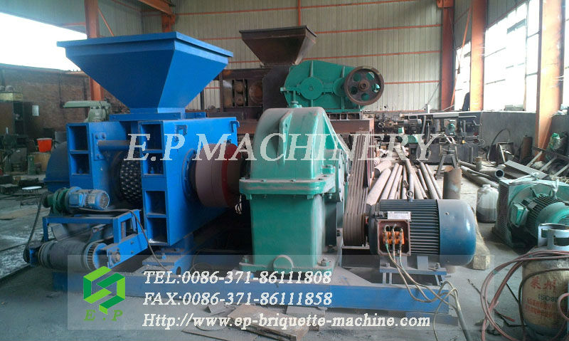 excellent lime powder briquette making machine