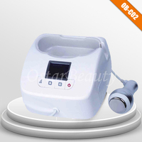 Cavitation machine and slimming gel for home use