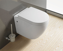 c-204 Ceramic bathroom WC wall hung toilet